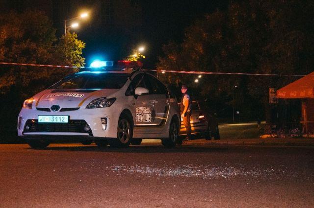 Перестрелка в Киеве: три человека пострадали