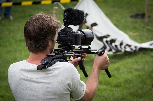 В Черняховске проходят съёмки сериала