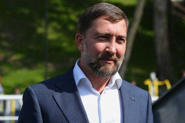Игорь Дягилев.