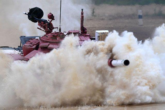 Засада и метание гранат с лошади. Как прошли Армейские игры– 2019?