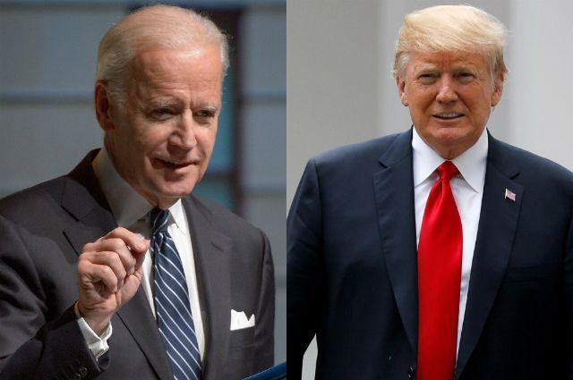 Белый дом престарелых. Кандидатам в президенты США – полтора века на двоих