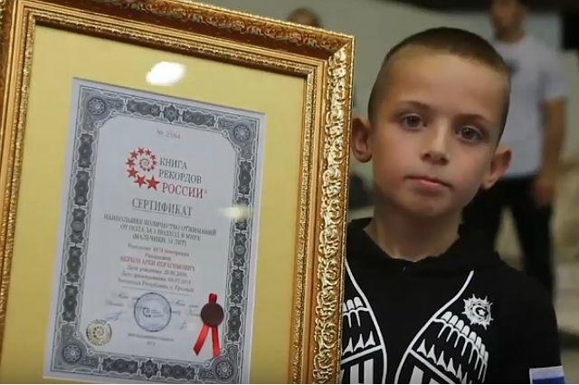 Упал — отжался. Почему детские рекорды по отжиманию устанавливаются в Чечне