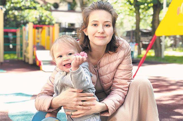 Сердце Стёпы. Актриса Яна Гладких ждёт второго ребёнка и нашей помощи