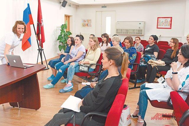 Лекции «Школы материнства» могут бесплатно посетить все желающие от 18 лет.