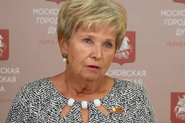 Кандидат в депутаты Перфилова: «Волонтеры обходили своих соседей»