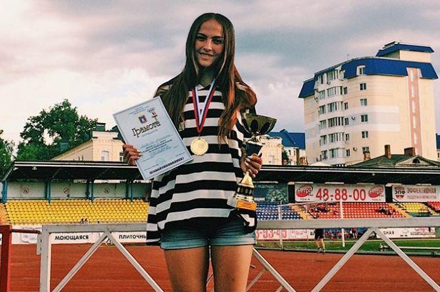 Маргарита Плавунова.