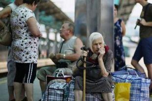 В Украине растет количество переселенцев