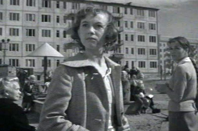 Александра Назарова в фильме «А если это любовь?» (1961)