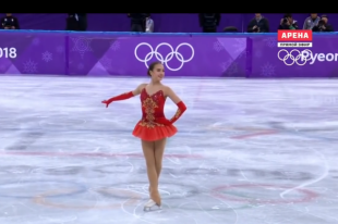 Загитова показала, как тренируется с гирей и бьет грушу