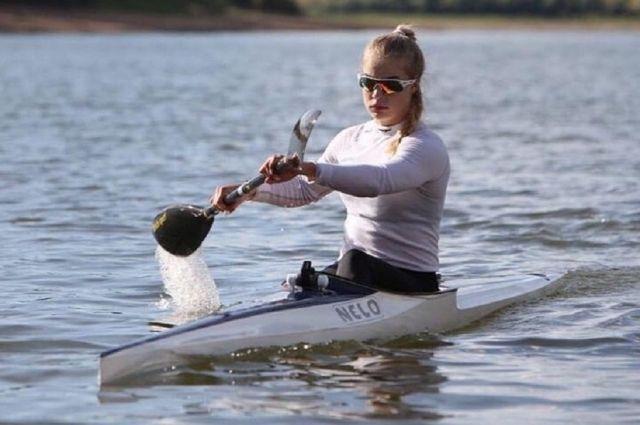 Калининградка выиграла золото и бронзу в первенства России по гребле