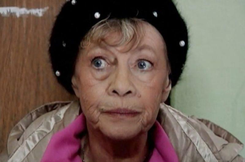 Александра Назарова в фильме «Глухарь-3» (2010)