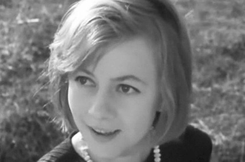 Александра Назарова в фильме «Любимая» (1965)