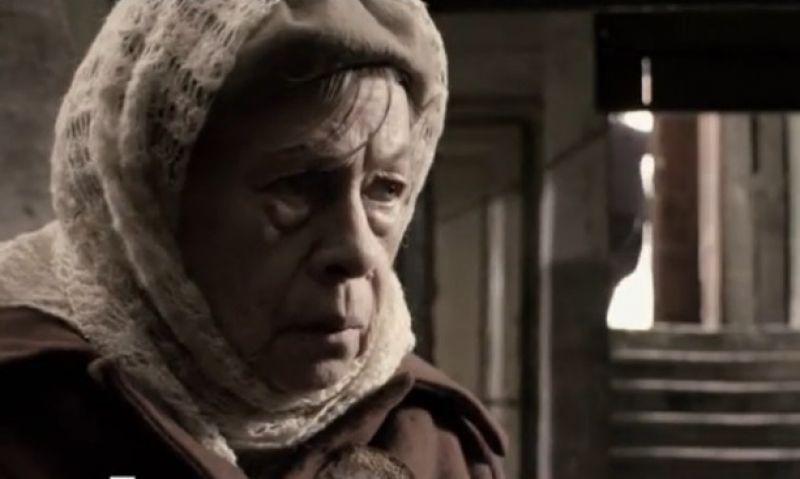Александра Назарова в фильме «Ленинград 46» (2014)