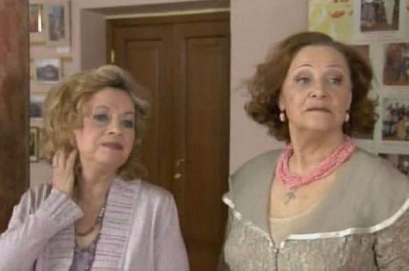 Александра Назарова в фильме «Долгожданная любовь» (2008)