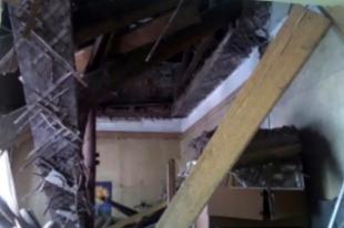 Крыши обрушаются регулярно во многих городах России
