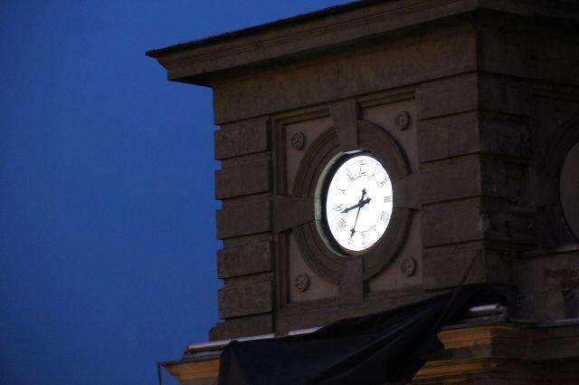 На башню здания Музея изобразительных искусств вернули часы