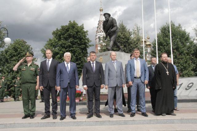 В регионе прошли мероприятия к 105-й годовщине Гумбинненского сражения