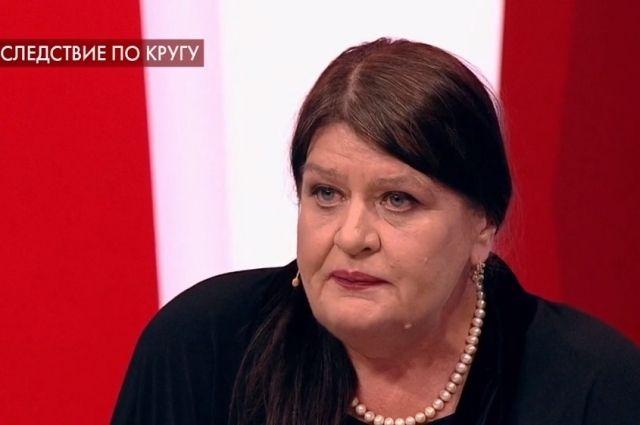 Галина Жевнова.