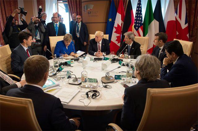 Оторвать от Индии и Китая. Почему Трамп хочет вернуть Россию в G7