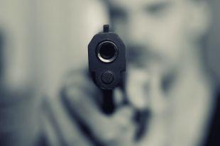 В Киеве неизвестный выстрелил в женщину-предпринимателя