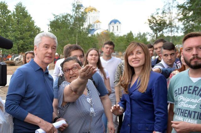 Собянин объявил оповышении минимального размера пенсий в столице России