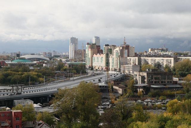 В будущем горизонт Челябинска должны омрачать лишь тучи,  а не смог и выбросы.