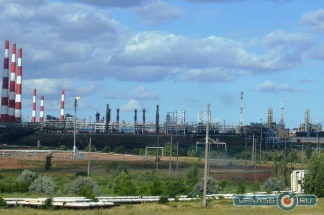 Оренбургский гелиевый завод срабочим визитом посетил Денис Паслер
