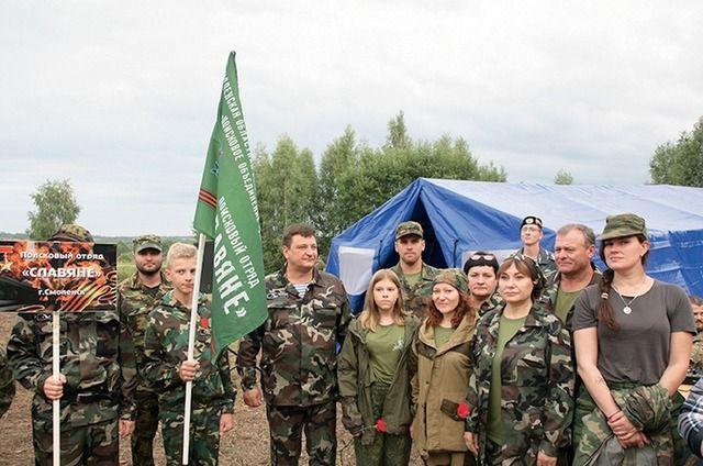 Более 600 человек стали участниками 21-й Вахты Памяти.