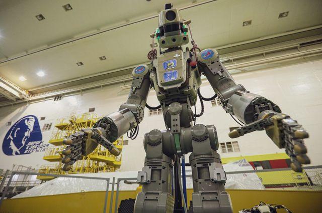 У России есть все шансы на мировое лидерство в космической робототехнике