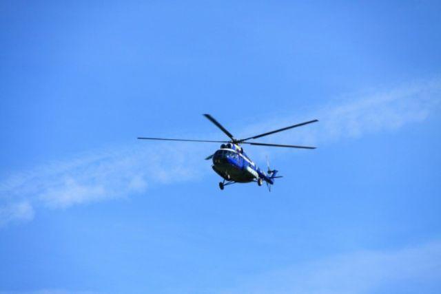 При падении вертолета в Вологодской области погиб человек