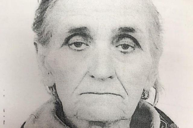 Полиция ищет пропавшую 89-летнюю жительницу Славского района