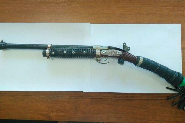 Отпугивал ондатр: пожилому оренбуржцу грозит колония за изготовление оружия