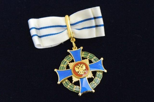 Семья из Новосергиевского района награждена орденом «Родительская слава»