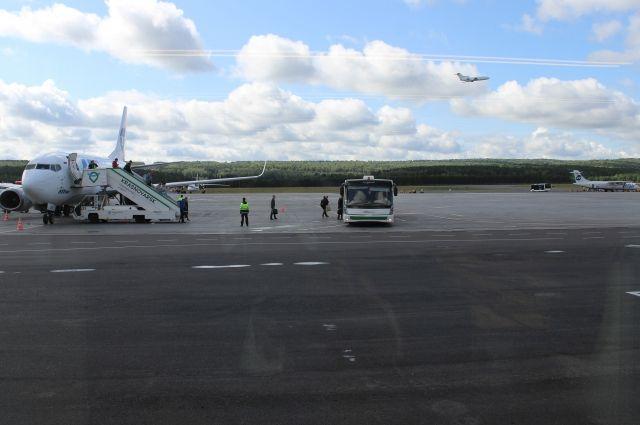 Новая рулежная дорожка увеличит пропускную способность аэропорта с 12 до 23-25 взлётно-посадочных операций в час.