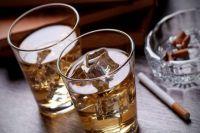 На Харьковщине обнаружили подпольный склад суррогатного алкоголя и сигарет