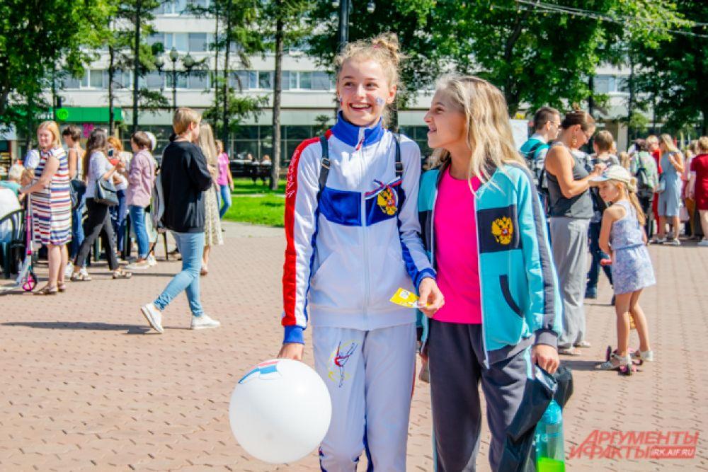 В честь него в сквере имени Кирова в Иркутске прошёл семейно-патриотический фестиваль.