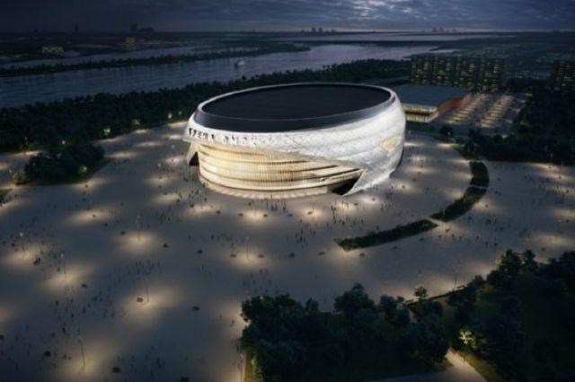 Крылов раскрыл подробности строительства ледовой арены в Омске