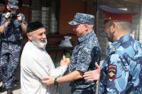 18 лет несут службу красноярцы в Чечне.
