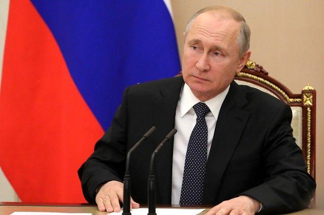 Путин рассказал о рисках российской угольной отрасли