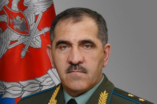 Замминистра обороны проверяет в Оренбуржье подготовку к учениям «Центр»