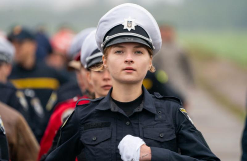 Репетиция парада в Киеве-2019. В параде примут участие более 100 воинских подразделений.