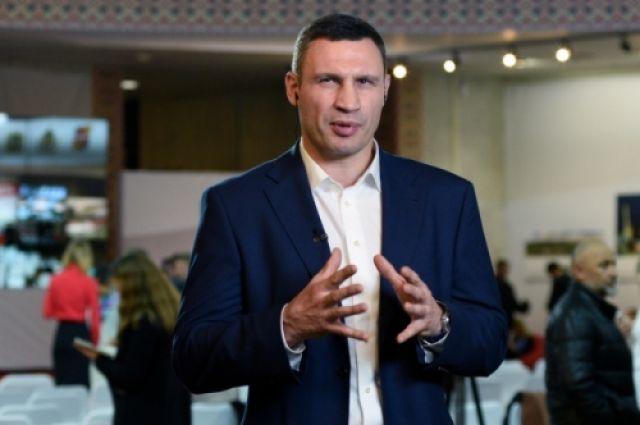 Аккаунт Кличко в Instagram заблокирован из-за атаки «интернет-троллей»