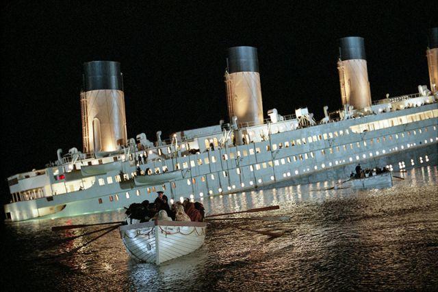 Появилось видео того, как сейчас выглядит затонувший «Титаник»