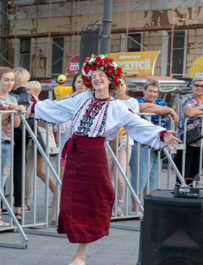 А это - Одесса. Здесь 24 августа пройдет Вышиванкова хода, к которой может присоединиться каждый желающий.