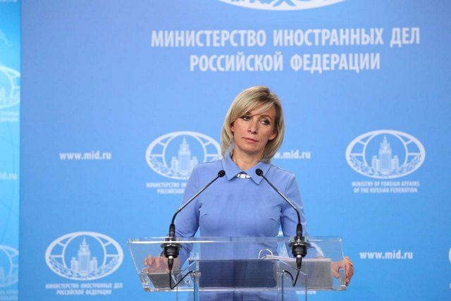 Захарова станцевала на молодежном форуме лезгинку