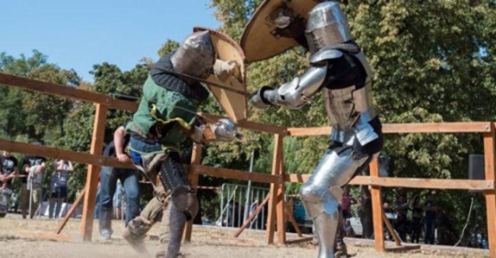 В Харькове на День Независимости состоится настоящий рыцарский турнир, а также концерт на площади Свободы.