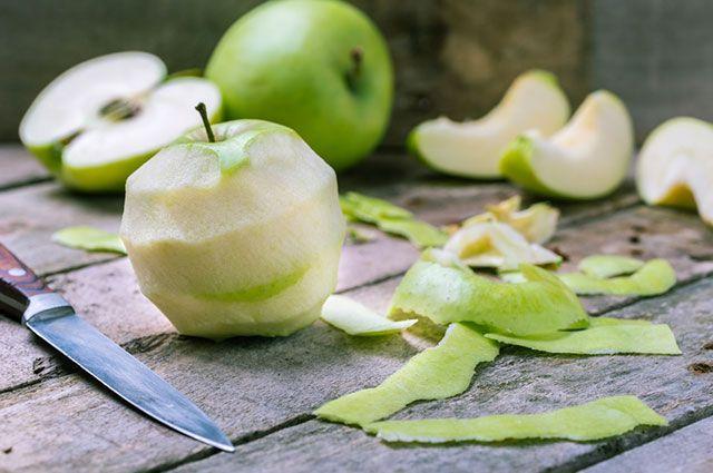Яблоки с водорослями или с говядиной. Рецепты осенних блюд