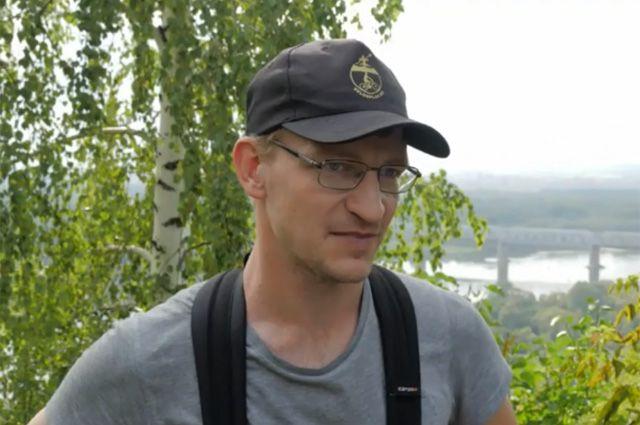 Иван Ширяев.