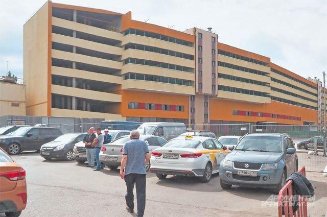 Больше мест. Два многоуровневых паркинга появятся вПокровском-Стрешневе