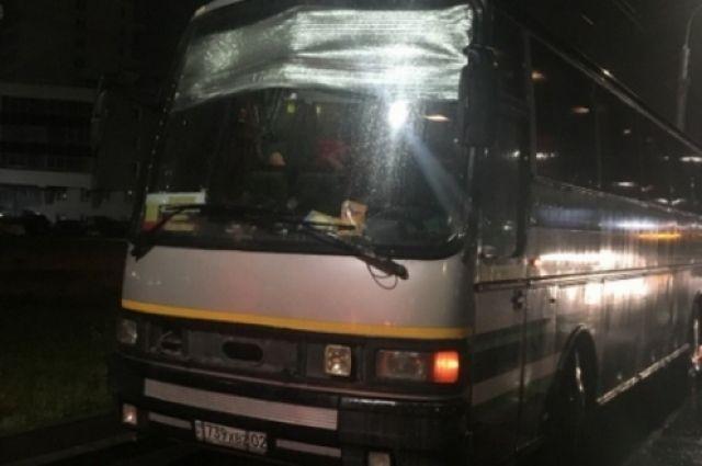 Среди 39 пассажиров шестеро находились на территории незаконно
